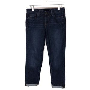 Calvin Klein Jeans Cropped Ankle Medium Wash Jeans